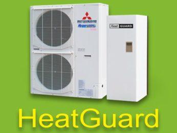 Mitsubishi Heavy Ind HeatGuard тепловые насосы