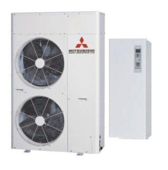 Mitsubishi Heavy FDC200VS / 220 тепловий насос повітря-вода