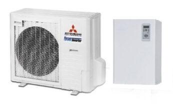 Mitsubishi Heavy FDC 71 VNX / 80H1 тепловий насос повітря-вода