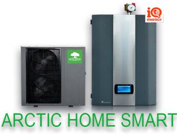серія Mycond Arctic Home Smart теплові насоси воздух вода