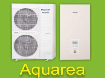 Panasonic Aquarea тепловые насосы воздух-вода