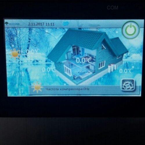 MYCOND Arctic Home Smart MHCS 035 AHS  Инверторный тепловой насос воздух-вода