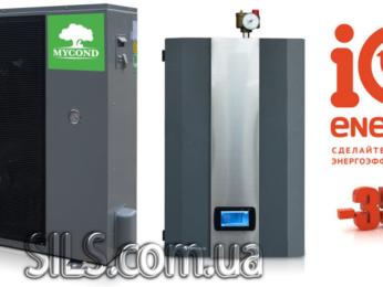 MYCOND Arctic Home Smart MHCS 045 AHS  Инверторный тепловой насос воздух-вода