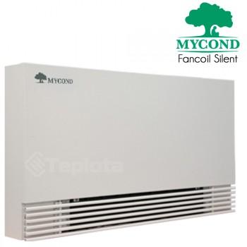 Фанкойлы Mycond серия SILENT к тепловым насосам воздух-вода