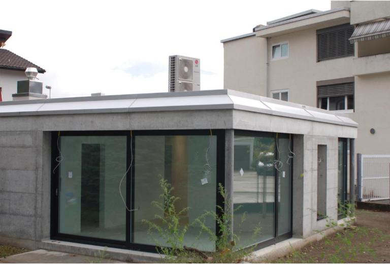 Тепловой насос воздух-вода LG Therma V 12 квт