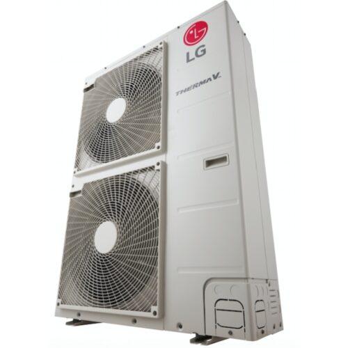 LG Therma V -HN1616.NK3, HU121.U33 Инверторный тепловой насос воздух-вода (220 V) (12 кВт)
