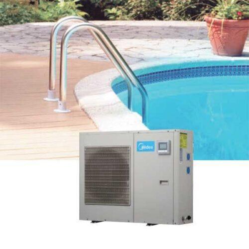 Тепловые насосы для бассейнов MIDEA M-Thermal