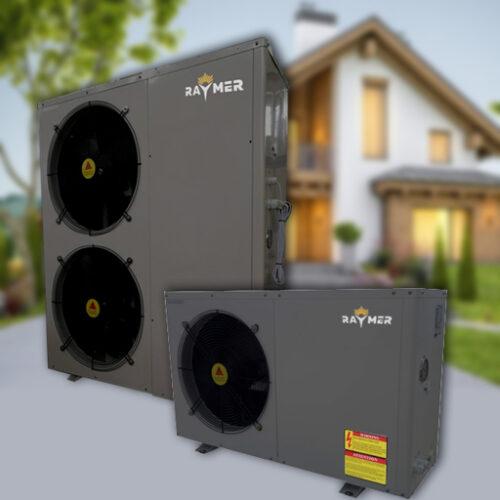 Raymer тепловые насосы воздух-вода (моноблоки)