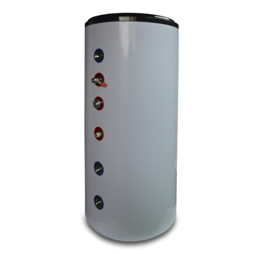 Бак-накопитель Raymer BC100 на 100 литров (Буферная ёмкость), встроенный анод, нержавеющий бак с утеплителем