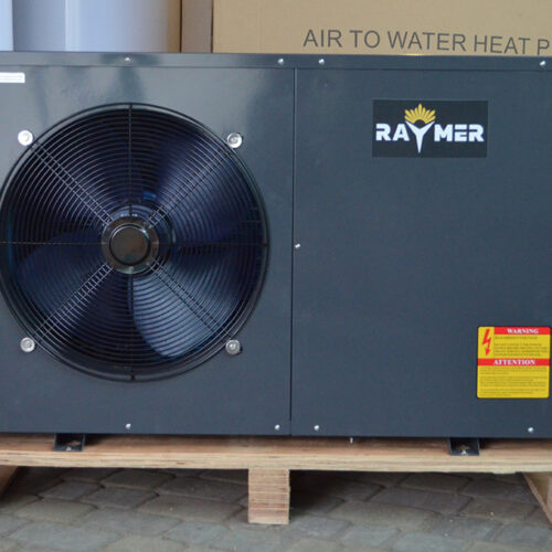 Raymer FA-03 тепловий насос повітря-вода (моноблок) 11 кВт, 220V до 90-120 кв.м.