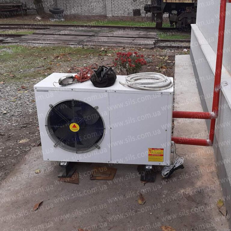 Тепловой насос RAYMER FA-02 7 кВт, в магазине г.Запорожье